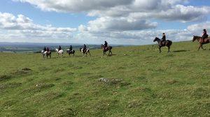 Dartmoor Derby UK Horseback